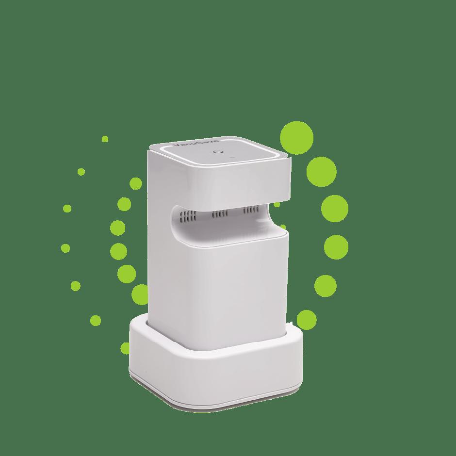 Grande Pompe Lithium pour mise sous vide alimentaire - Syca-Vacusave